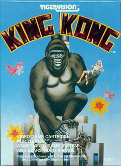Portada de la descarga de King Kong