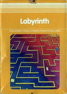 Juego online Labyrinth (Atari 2600)