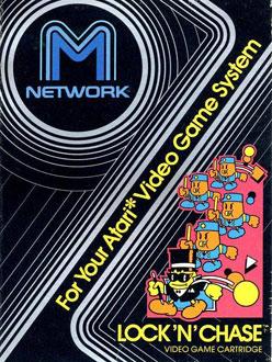 Juego online Lock 'n' Chase (Atari 2600)