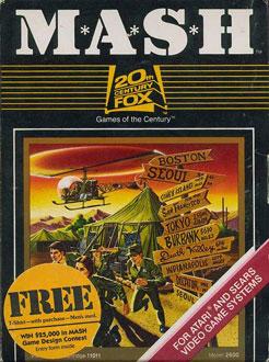Juego online MASH (Atari 2600)