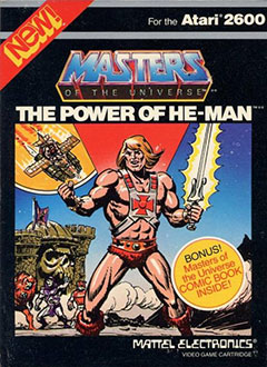 Juego online Masters of the Universe: Power of He-Man (Atari 2600)