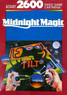 Juego online Midnight Magic (Atari 2600)