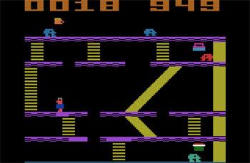 Miner 2049er Atari 2600 Onlinemania