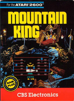 Juego online Mountain King (Atari 2600)