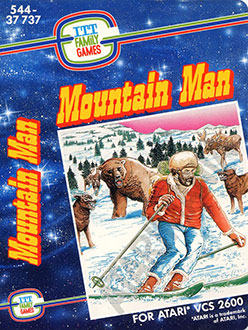 Juego online Mountain Man (Atari 2600)