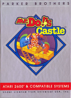 Portada de la descarga de Mr Do's Castle