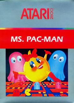 Juego online Ms Pac-Man (Atari 2600)