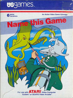 Juego online Name this Game (Atari 2600)