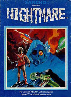 Portada de la descarga de Nightmare