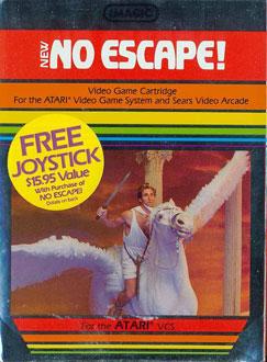 Juego online No Escape (Atari 2600)