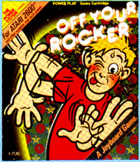 Juego online Off Your Rocker (Atari 2600)