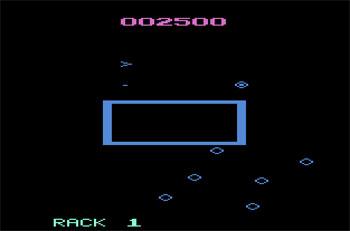 Imagen de la descarga de Omega Race