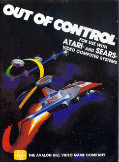 Juego online Out of Control (Atari 2600)