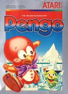 Juego online Pengo (Atari 2600)