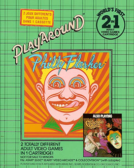 Juego online Philly Flasher (Atari 2600)