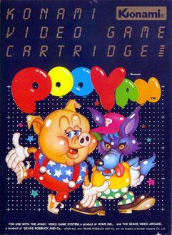 Juego online Pooyan (Atari 2600)