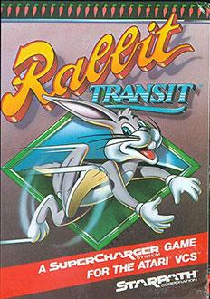 Juego online Rabbit Transit (Atari 2600)