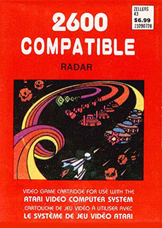 Juego online Radar (Atari 2600)