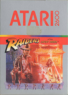 Juego online Raiders of the Lost Ark (Atari 2600)