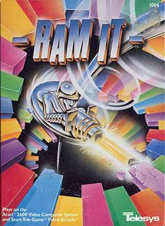 Juego online Ram It (Atari 2600)