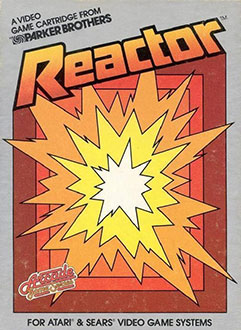 Juego online Reactor (Atari 2600)