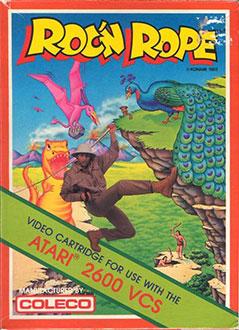 Juego online Roc 'N Rope (Atari 2600)