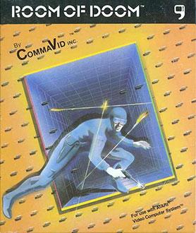Juego online Room of Doom (Atari 2600)