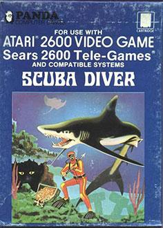 Juego online Scuba Diver (Atari 2600)