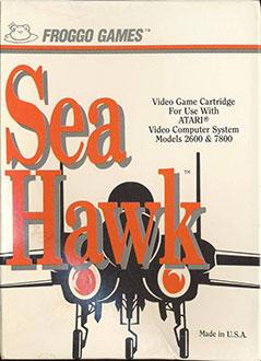 Juego online Sea Hawk (Atari 2600)