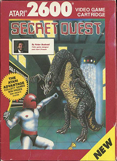 Portada de la descarga de Secret Quest