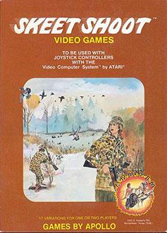Juego online Skeet Shoot (Atari 2600)