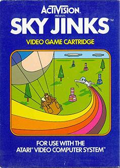 Juego online Sky Jinks (Atari 2600)