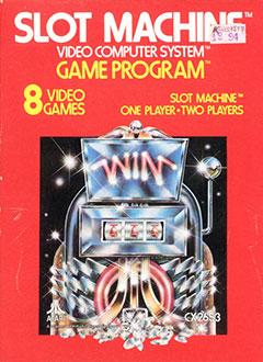 Juego online Slot Machine (Atari 2600)