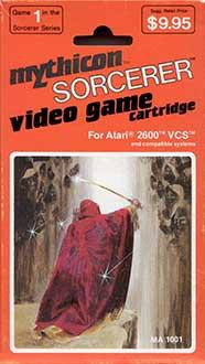 Juego online Sorcerer (Atari 2600)