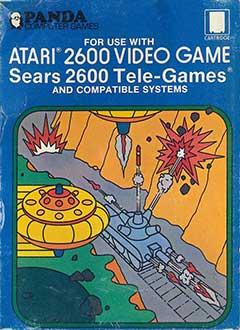 Juego online Space Canyon (Atari 2600)