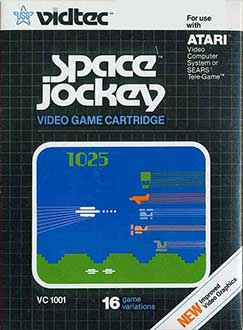 Portada de la descarga de Space Jockey