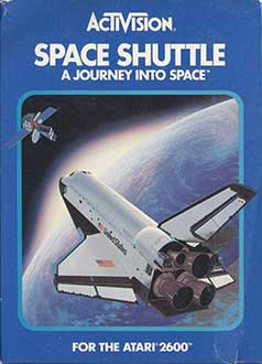 Juego online Space Shuttle: A Journey into Space (Atari 2600)