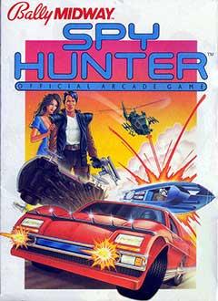 Juego online Spy Hunter (Atari 2600)