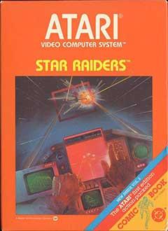 Juego online Star Raiders (Atari 2600)