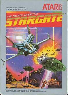 Juego online Stargate (Atari 2600)