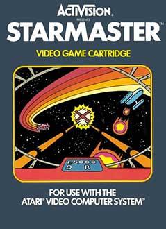 Portada de la descarga de Starmaster
