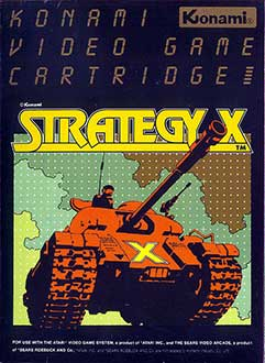 Portada de la descarga de Strategy X