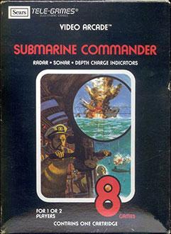 Juego online Submarine Commander (Atari 2600)