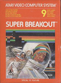 Juego online Super Breakout (Atari 2600)