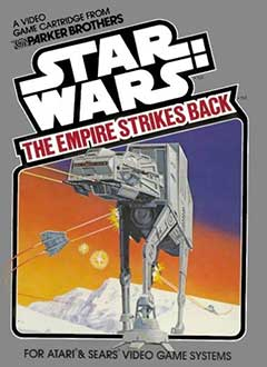 Juego online Star Wars: The Empire Strikes Back (Atari 2600)