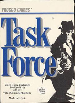 Juego online Task Force (Atari 2600)