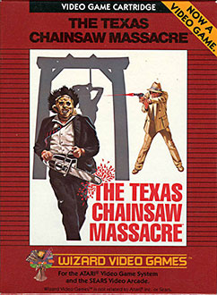 Juego online The Texas Chainsaw Massacre (Atari 2600)