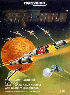 Juego online Threshold (Atari 2600)