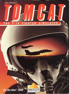 Juego online Dan Kitchen's Tomcat: The F-14 Fighter Simulator (Atari 2600)