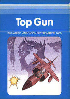 Portada de la descarga de Top Gun